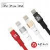 Adam Elements PeAk 120F lightning kábel pre iPhone - 1,2 m