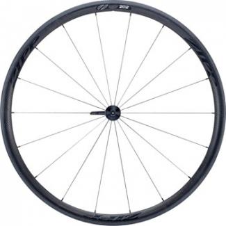 Predné koleso ZIPP 202 Black - Tubular