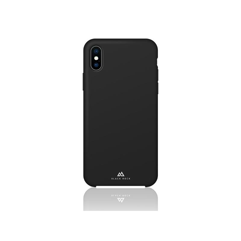 Puzdro Black Rock Fitness pre iPhone XS / X, čierne