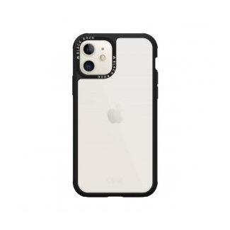 Puzdro Black Rock Robust Transparent Case pre iPhone 11