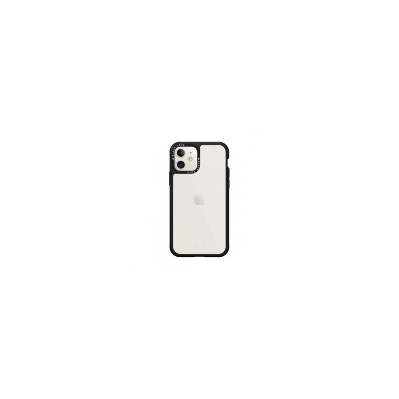 Puzdro Black Rock Robust Transparent Case pre iPhone 11, čierne
