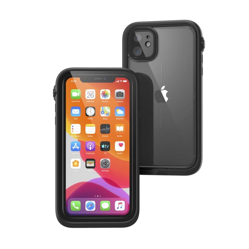 Catalyst Waterproof case pre iPhone 11 - čierny