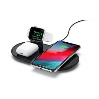Mophie 3-in-1 wireless charging pad - bezdrôtová nabíjacia podložka