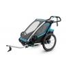 Detský vozík THULE Chariot Sport 1, modrý