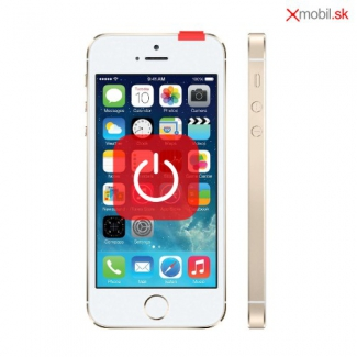 Oprava tlačidla zapínania ON/OFF na iPhone SE v BA