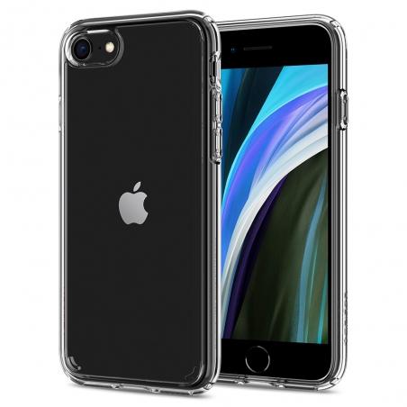 Púzdro Spigen Ultra Hybrid 2 iPhone SE (2020) / 8 / 7, transparentné