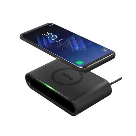 iOttie iON Wireless Charging Pad bezdrôtová nabíjačka - čierna