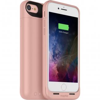 Mophie Power Case Juice Pack Air pre iPhone SE (2020) / 8 / 7 - 2525mAh - ružová