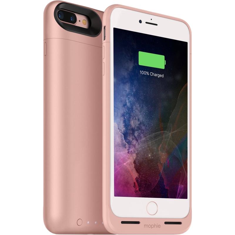 Mophie Power Case Juice Pack Air pre iPhone 8 Plus / 7 Plus - 2420mAh - ružová