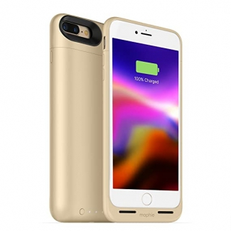 Mophie Power Case Juice Pack Air pre iPhone 8 Plus / 7 Plus - 2420mAh - zlatá
