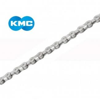 Reťaz KMC X 12 strieborná,  126 čl.