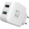 iFrogz UNIQUESYNC Premium USB - rýchla nabíjačka