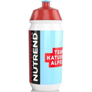 Nutrend BIDON 500ML KATUSHA 2019 - cyklistická fľaša
