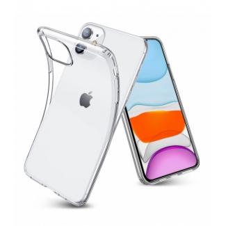Puzdro ESR Essential Zero iPhone 11- priesvitné