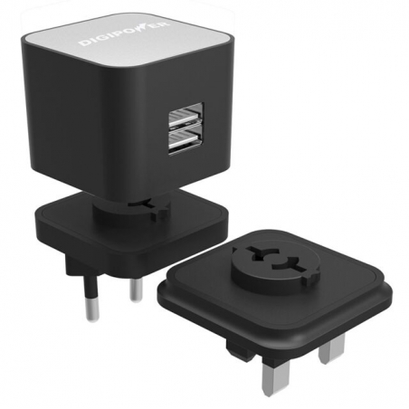Digipower Dual USB Wall Charger - nabíjačka