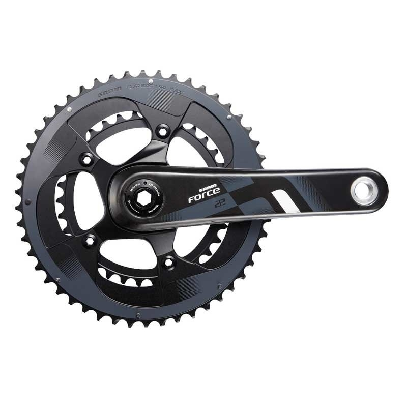 Kľuky SRAM Force22 GXP 172.5 52-36 Yaw