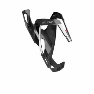 Košík ELITE VICO CARBON čierno/biely lesklý