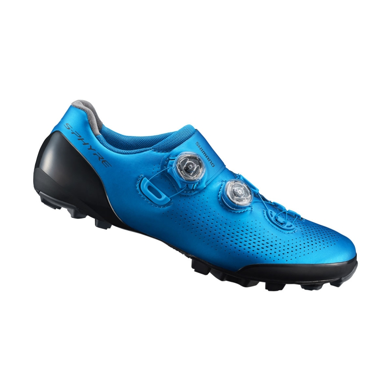Tretry Shimano SHXC901, modré