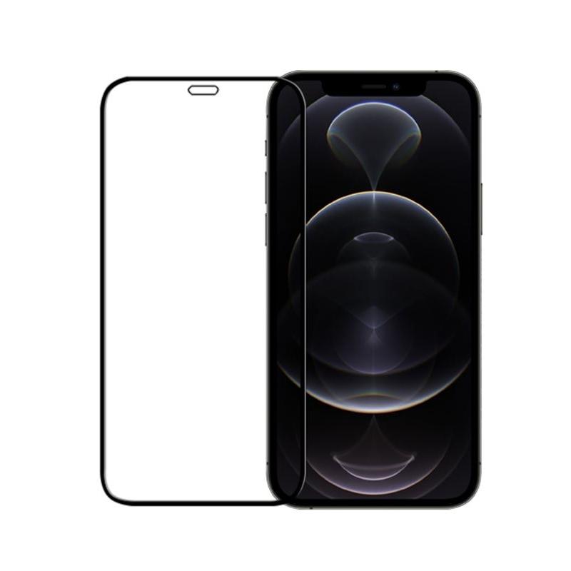 Ochranná vrstva z tvrdeného skla 3D Full Screen pre iPhone 12 Pro Max