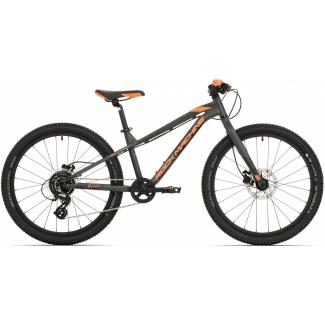 Rock Machine Blizz 24 HD, model 2021, khaki/oranžová/čierna