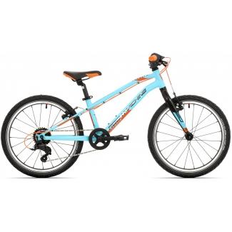 Rock Machine Thunder 20 VB, model 2021, modrá/čierna/oranžová