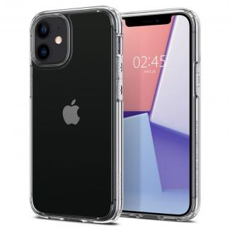 Púzdro Spigen Ultra Hybrid iPhone 12 mini priesvitné