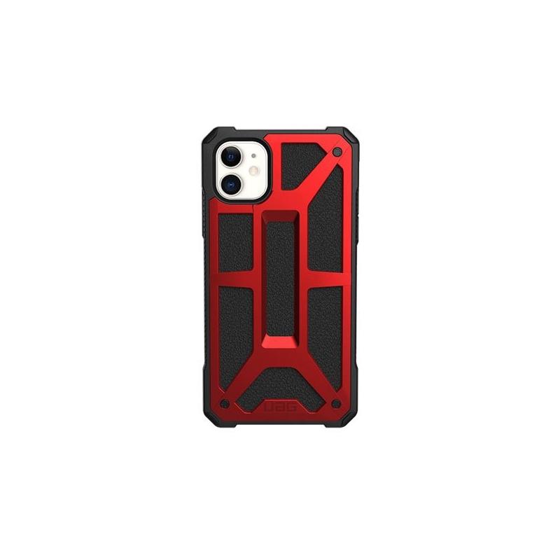 UAG Monarch obal pre iPhone 11 Crimson red