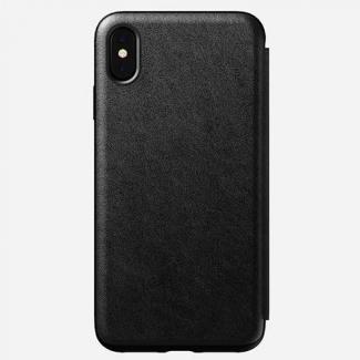 Nomad Rugged Folio obal pre iPhone XS čierny
