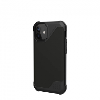 UAG Metropolis LT, SATN black obal pre iPhone 12 mini