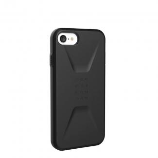 UAG Civilian obal pre iPhone SE (2020) / 8 / 7 / 6S / 6, čierny