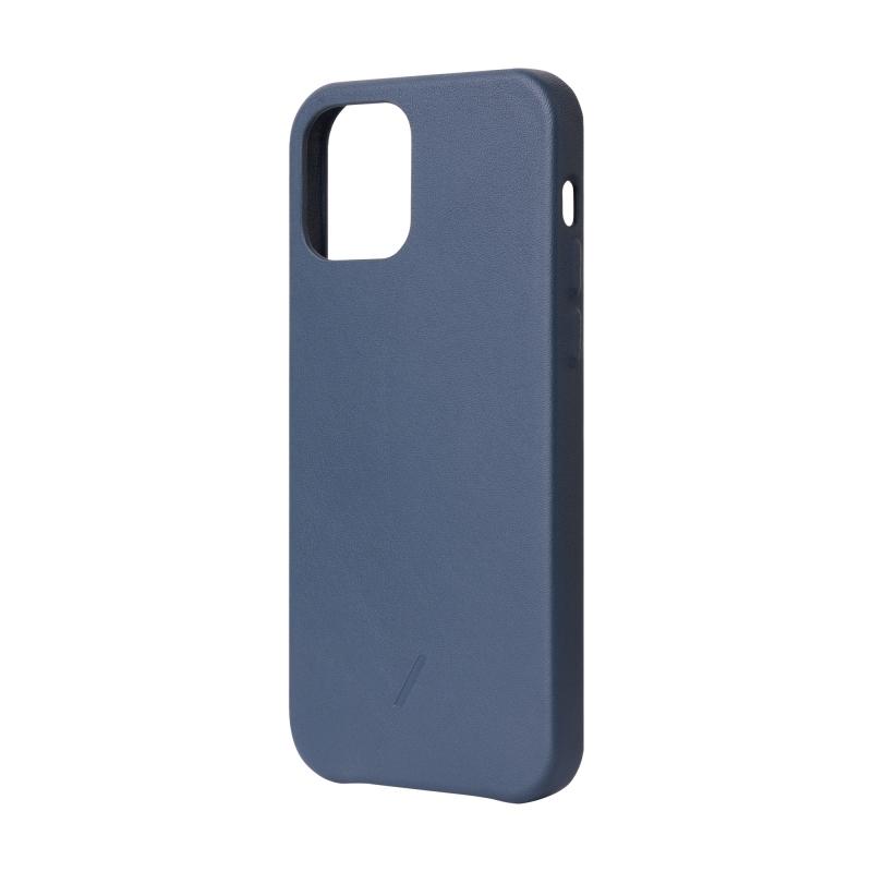 Púzdro Native Union Clic Classic, blue - iPhone 12/12 Pro