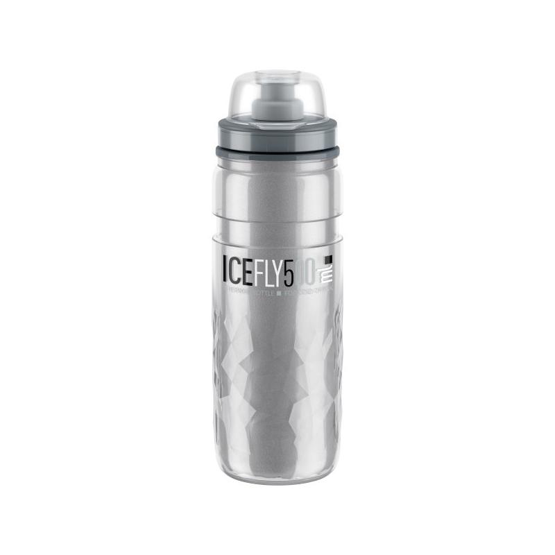 Elite fľaša ICE FLY Termo 500ml 2,5 hod, dymová
