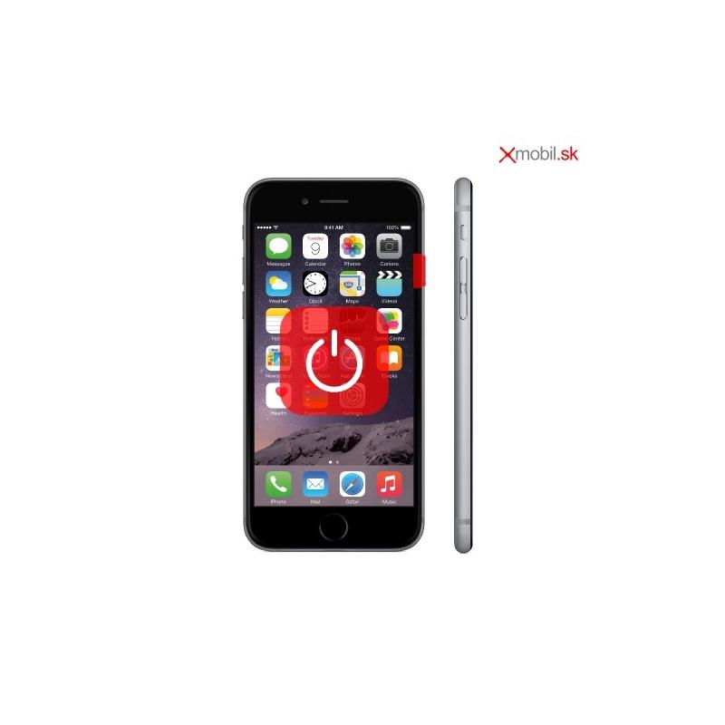 Oprava tlačidla zapínania ON/OFF na iPhone SE (2020) v BA