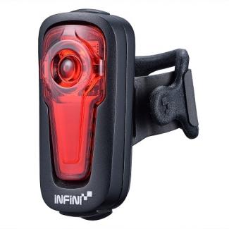 Svetlo zadné INFINI METIS 6F čierne USB