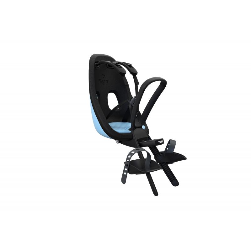 Thule Yepp Nexxt Mini detská cyklosedačka aquamarine modrá