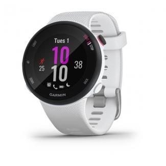 Garmin Forerunner 45S Optic White - GPS smart hodinky