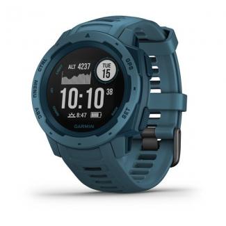 Garmin Instinct Blue Optic - GPS smart hodinky