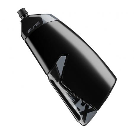 Set košík ELITE CRONO CX karbón 2021 + fľaša 500ml