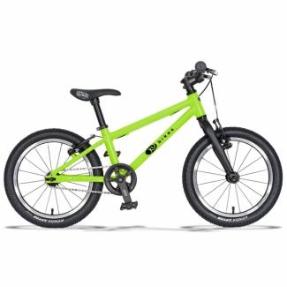 KUbikes 16L MTB detský bicykel, zelený
