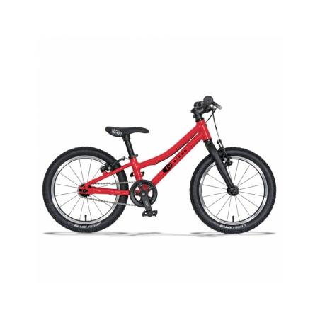 KUbikes 16S MTB detský bicykel, červený