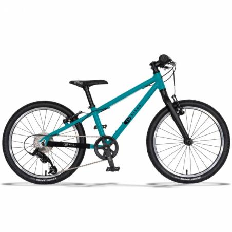 KUbikes 20L MTB detský bicykel, tyrkysová perleť