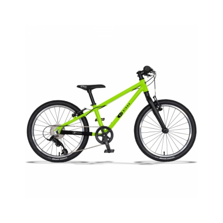 KUbikes 20L MTB detský bicykel, zelený