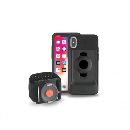 TigraSport  FitClic Neo Runner Kit pre iPhone X / XS
