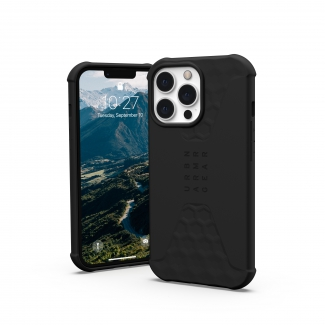 UAG Standard Issue, Black - obal pre iPhone 13 Pro