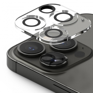 Ochranná vrstva z tvrdeného skla zadnej kamery pre iPhone 13 Pro / 13 Pro Max